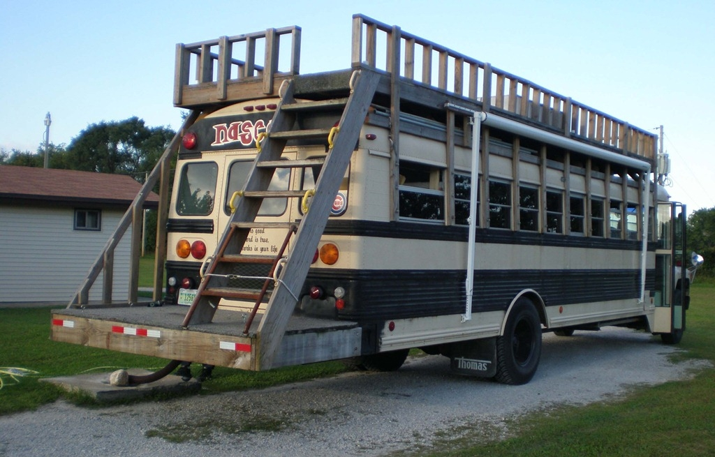 Top 3 School Bus Conversion Books
