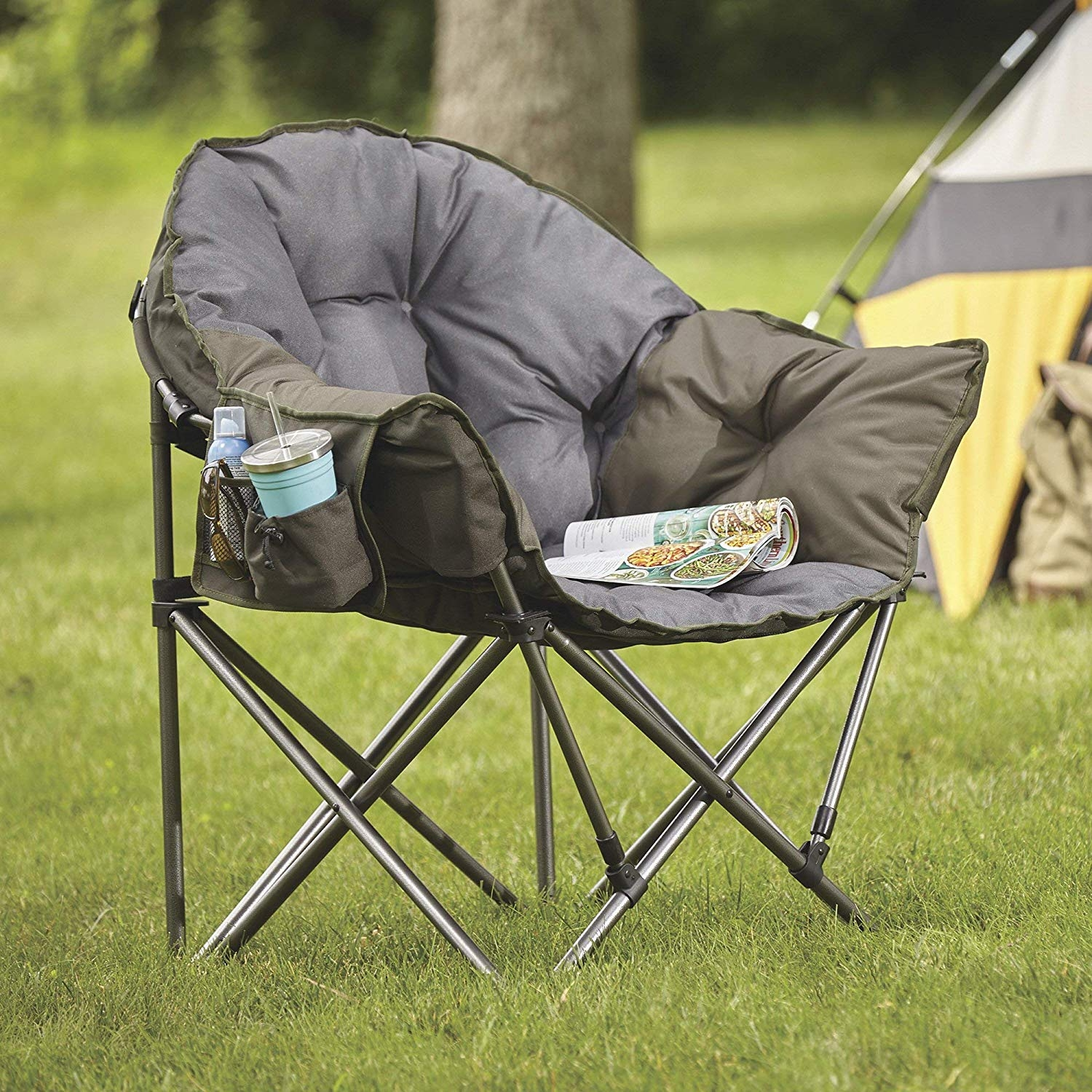 The Most Comfortable Camping Chair Ever Made