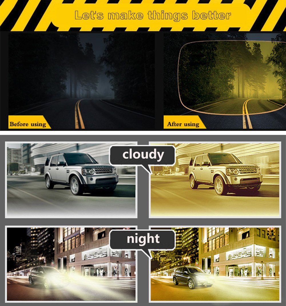 night driving glasses for RVers
