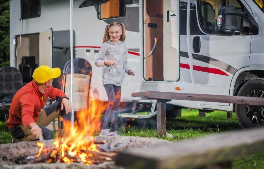 The Best Gas Grill For Your RV